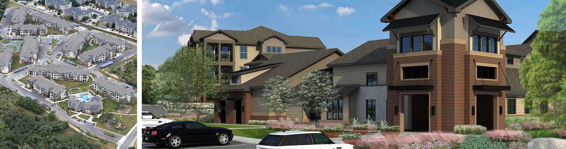 Trinsic Residential Group Aura Westover Hills Apartments