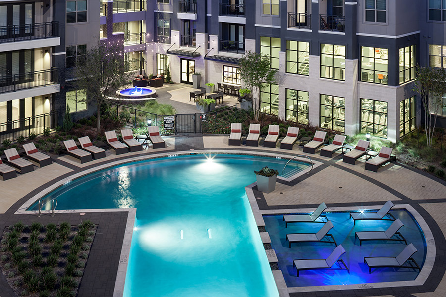 Trinsic Residential Group Aura Wycliff Luxury Dallas
